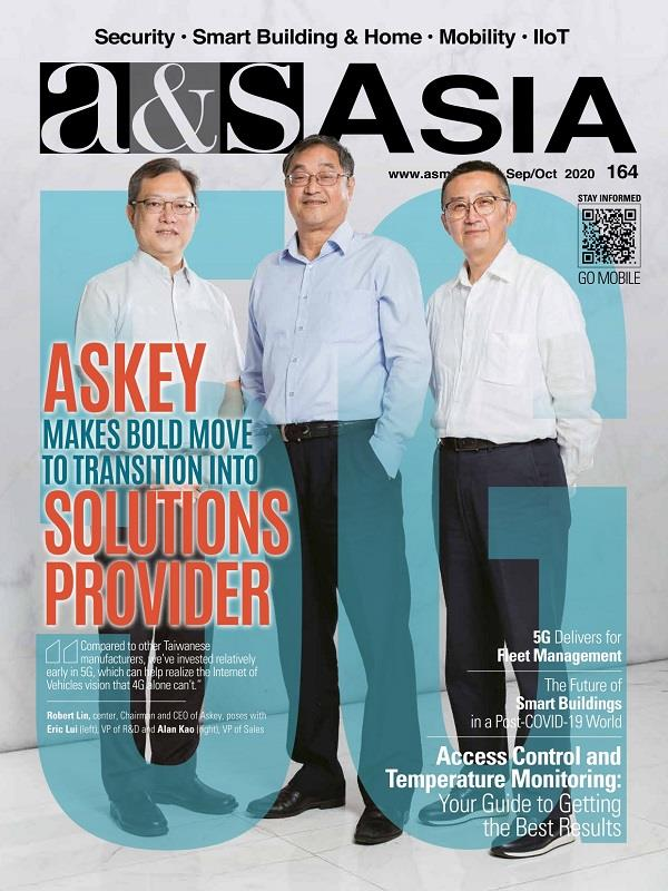 a&s Asia