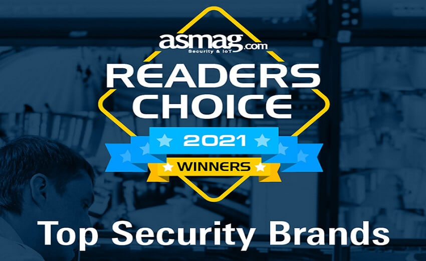 Readers' Choice 2021: Top Security Brands