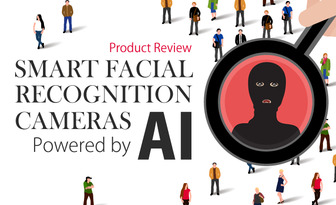 Product Review: Facial recognition cameras
