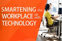 Smarting the workplace up to technology