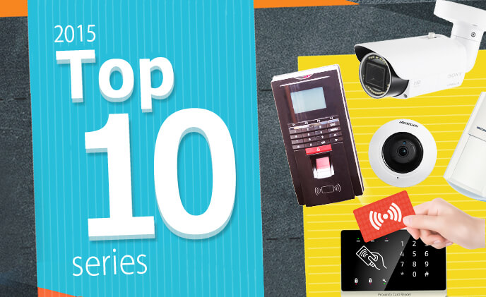 Top 10 series for 2015