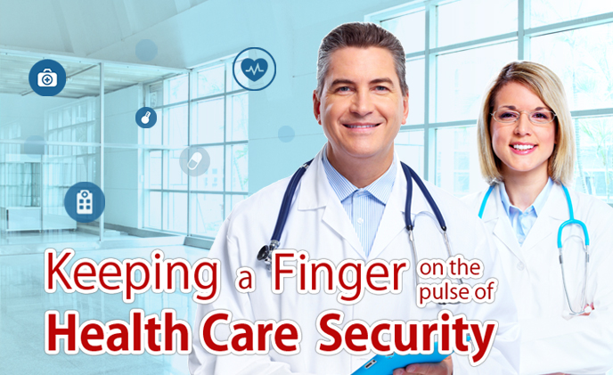 Keeping a finger on the pulse of health care security