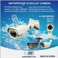 IB2 SERIES IP67 IR BULLET CAMERA