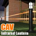 CAV Infrared Lantern and Lamp