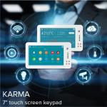 "KARMA - 7"" touch screen keypad"