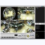 SD-121MP-F H.264 2.0Mega Pixel Fisheye Fixed IP dome