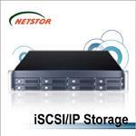NR340A - 2U 8 bay iSCSI Networking Storage