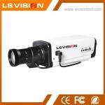 LS VISION H.264 CMOS Super High Definition 5MP IR P2P Box IP Camera