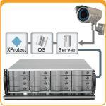 Digital Video Recording for 6G SAS Storage System
