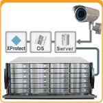 IP Surveillance Storage for 6G SAS RAID System