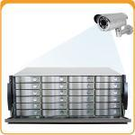 Digital Video Recording for 1G iSCSI Stroage System