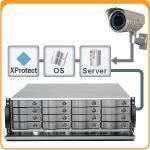 IP Surveillance Storage for Nova Entry 39S 1G iSCSI RAID System