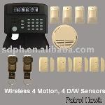 Wirless GSM Home Security Patrol Hawk
