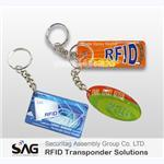 SAG - RFID Epoxy Keyfob Tag / Access Control / Slender / Oval / Rectangle