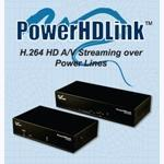 HD A/V Powerline Streaming System (PowerHDLink)