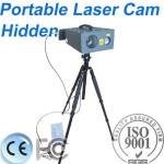 low-voltage 500m-2000m handheld portable Infrared Laser illumination visible IP Camera