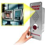 IP Emergency Intercom with Hidden 720P IP Camera
