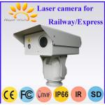 port harbor detection laser illumination visible ip camera pantilt