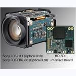 HD-SDI Interface Board for Sony FCB-H11