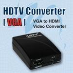 HDTV Converter (VGA to HDMI version)