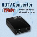 HDTV Converter (YPbPr to HDMI version)