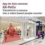 AX-PeCo: People Counting App from Visual Tools