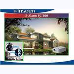 868MHz Wireless Network Home Burglar Security IP Cloud  Alarm System Finseen FC-300