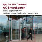 AX-SmartSearch: Motion data capture over recordings App from Visual Tools