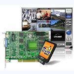 DVR KIT│WE-0812H 8CH Linux-based DVR Card Kit