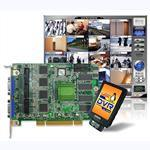 DVR KIT│WE-1612H 16CH Linux-based DVR Card Kit