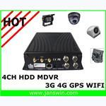 NEW! 4CH D1 HDD Mobile DVR
