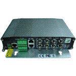 H.264 4-CH D1 Video Server / Decoder : VS-714D