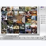AVer 4~32CH IP video management software- NXU8000
