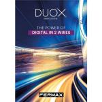 DUOX by FERMAX: full digital video door phone system in 2 wires