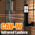 CAV-W Infrared Lantern and Lamp