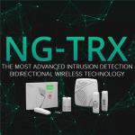 Villeggio NG-TRX® Line - Two-way wireless control units