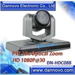 DANNOVO HD 1080P PTZ Video Conference Camera 10X Optical Zoom with DVI Video Output(DN-HDC088)