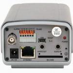 H.264 Box IP Camera ( Sony CCD )