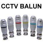 CCTV BALUN - BNC Plug