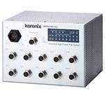 Korenix JetNet 6810G-M12 PoE Switch