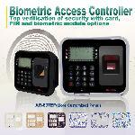 Soyal Waterproof Biometric Access Controller AR-837EF