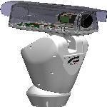Ulisse Radical Thermal PTZ Camera
