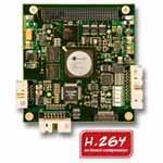 Picolo U4 H.264 PCI-104 Video Capture Card