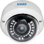 Shany Full HD 1080P AHD Vandal-Dome Camera - SAC-WDL3203M