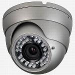 OFK-IR620/M  IR Night Vision Dome Camera With ICR