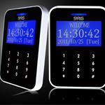 Syris SY125SA single door touch LCD display controller