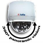 Arlotto AR2520 Series 5mp fisheye Network Camera