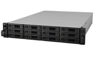 Synology announces RS18016xs+ and RX1216sas scalable and converged NAS for demanding businesses