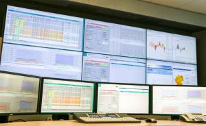 eyevis and WEY modernize TIWAG power plant control room in Austria