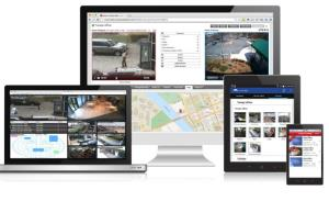 Hanwha Techwin video surveillance solutions integrated with SureView Immix
